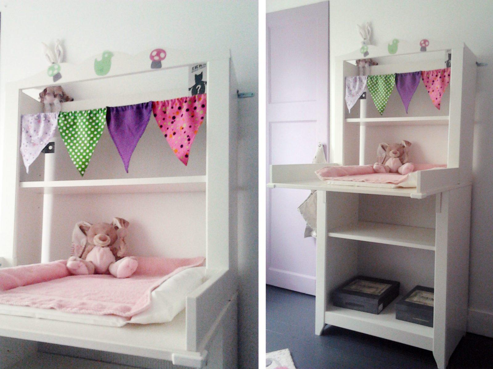 Chambre Petite Fille Décoration Pastel Happy Chantilly